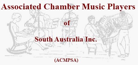 Amateur Chamber Music Players of South Australia (ACMPSA)