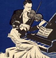 Pianist and Violinist